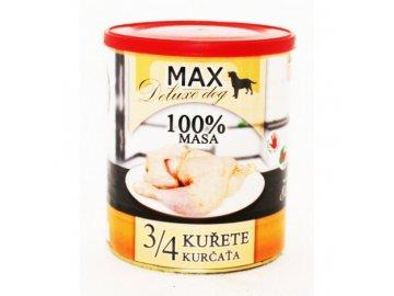 MAX 3/4 kuřete 1200 g habeo.cz