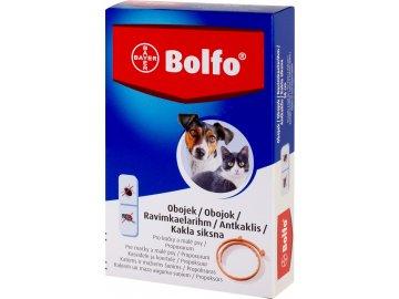 Bolfo antiparazitní obojek pro psy a kočky 38cm