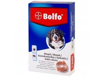 Bolfo antiparazitní obojek pro velké psy 70 cm