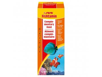 sera fishtamin 15 ml