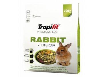 Tropifit 750g Rabbit Junior premium plus