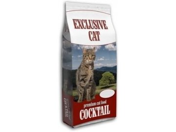 Premium Cat Food - Exclusive Cat Cocktail 2 kg granule pro kočky