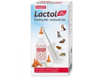 Souprava pro odchov mláďat BEAPHAR Lactol 1ks