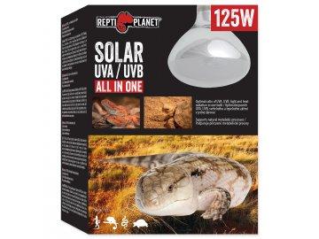 Žárovka REPTI PLANET Solar UVA & UVB 125W