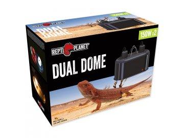 Osvětlení REPTI PLANET Dual Dome 2 x 150W 1ks