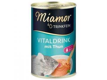 Vital drink MIAMOR tuňák 135ml