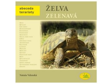 Želva zelenavá - Robimaus