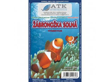 artemia golden lake 500g