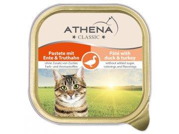 Paštika ATHENA kachna + krocan 100 g