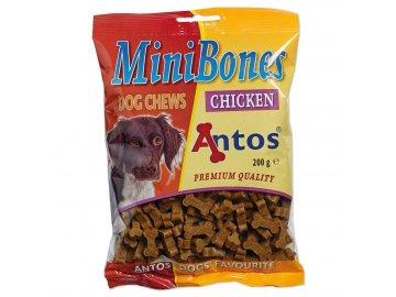 Kostičky mini kuřecí 200 g mini bones kip 200 gr 1519974049