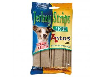 Light pásky 20 ks antos jerkey strips light 20 stuks 1519974161