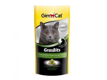 GimCat - Gras Bits, 40 g habeo.cz
