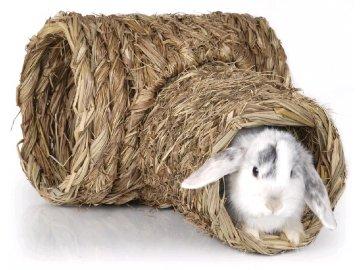 Tunel travní - králík