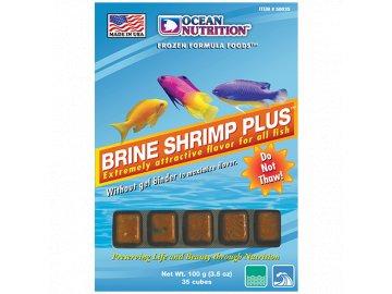 Brine Shrimp Plus Formula - mražené krmivo