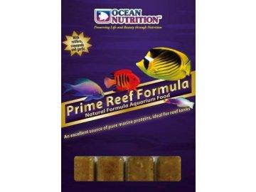 Prime Reef Formula - mražené krmivo  ocean nutrition mražené krmivo pro mořské ryby útesové rybičky akvária mražené