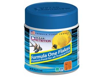 Ocean Nutrition Formula One Flakes 34g