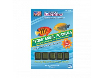 Ocean Nutrition Pygmy Angel Formula - mražené krmivo habeo.cz
