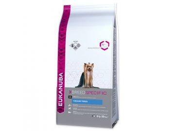 EUKANUBA Yorkshire Terrier 2 kg granule pro psy habeo.cz