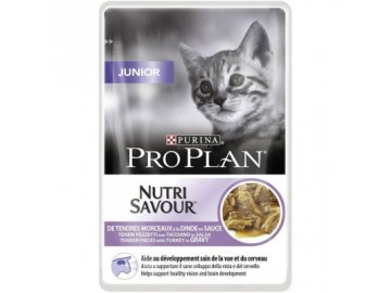 PRO PLAN cat junior krůta kapsička 85g
