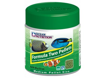 Ocean Nutrition Formula Two Pellets Medium 100g
