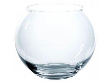 akvárium koule skleněná váza kulatá na řasokoule pro bojonici pestrou