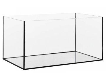 Akvárium lepené skleněné 100 x 30 x 40 cm, 120 l