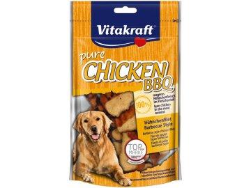Vitakraft Chicken BBQ 80 g pamlsek pro psa habeo.cz