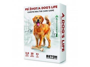 A Dog's Life / Psí život - karetní hra