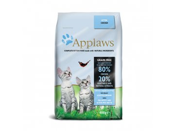 Applaws granule Cat Kitten Kuře  400 g granule pro koťata