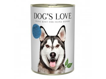 Dog's Love konzerva Adult Classic Ryby 400 g