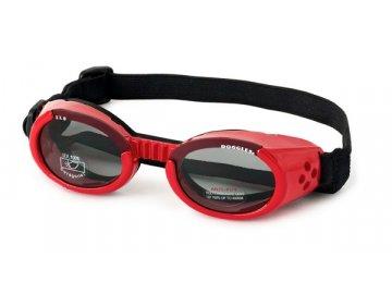 Doggles ILS - Sluneční a ochranné brýle pro psy Red