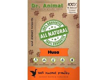 Dr. Animal - husa proužky 80 g