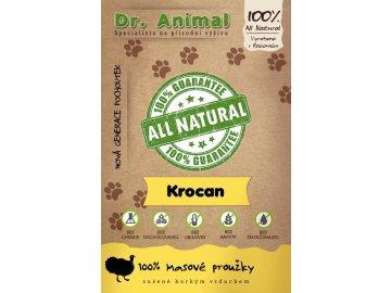 Dr. Animal - krocan proužky 80 g
