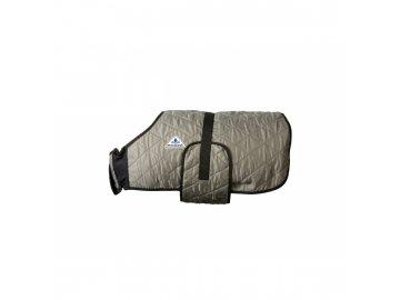 Chladící vesta pro psy HyperKewl šedá 53-61cm / XL