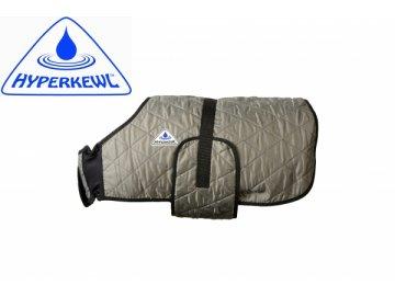 Chladící vesta pro psy HyperKewl šedá 63-76cm / XXL