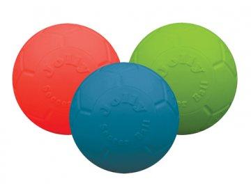 Jolly Soccer Ball 20 cm - fotbalový míč červený
