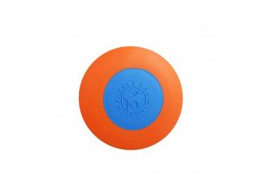 Orbee-Tuff® Zoom Flyer Frisbee 16,5cm oranžovo/modrý