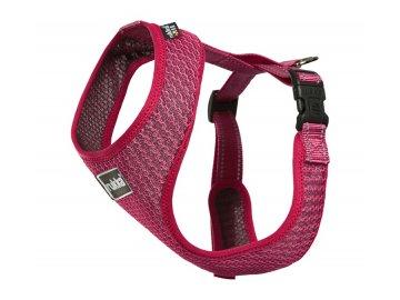 Rukka postroj Comfort Air - Růžový XL