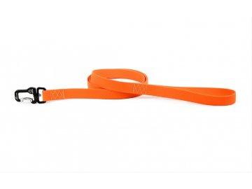 Vodítko Evolutor - oranžové (210cm/2,5cm)