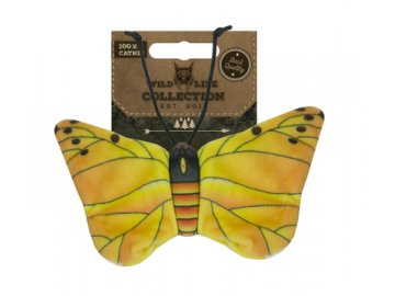 Wild Life Cat - Žlutý motýl