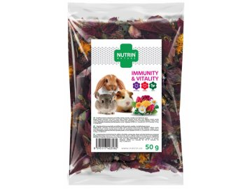 NUTRIN Imunity and vitality 50 g habeo.cz