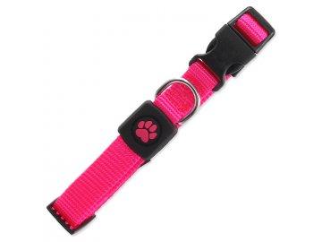 Obojek ACTIVE DOG Premium růžový S