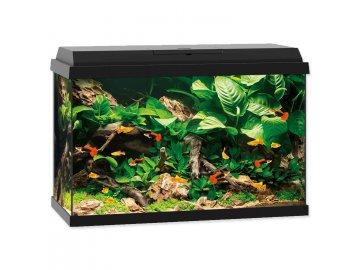 Akvárium set JUWEL Primo LED 70 l černé akvárko na prodej online habeo.cz