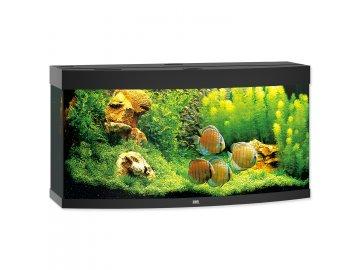 Akvárium set JUWEL Vision LED 260 l černé akvárko na rpodej