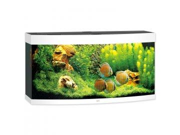 Akvárium set JUWEL Vision LED 260 l bílé akvárko na prodej