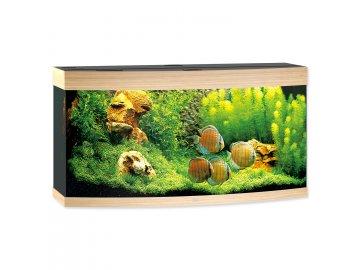 Akvárium set JUWEL Vision LED 260 l dub