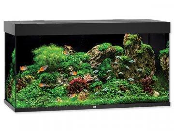 Akvárium set JUWEL Rio LED 350 l černé