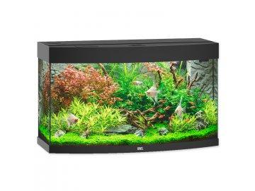 Akvárium set JUWEL Vision LED 180 l černé