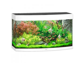 Akvárium set JUWEL Vision LED 180 bílé akvarium na prodej habeo.cz