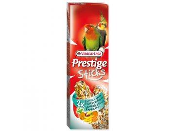 Tyčinky VERSELE-LAGA Prestige exotické ovoce pro střední papoušky 140 g habeo.cz